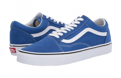 [ Hot Deals ] Vans Old Skool™ Lapis Blue/True White