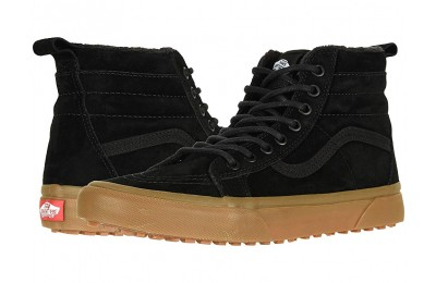 [ Hot Deals ] Vans SK8-Hi MTE (MTE) Black/Gum
