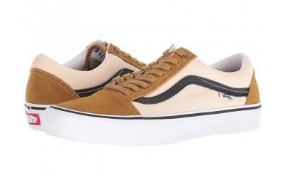 [ Hot Deals ] Vans Old Skool Pro Cumin/Black