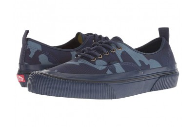 [ Hot Deals ] Vans Authentic HF Dress Blues/Navy