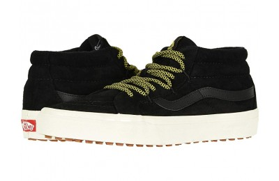 Vans SK8-Mid Reissue Ghillie MTE (MTE) Black/Marshmallow Black Friday Sale