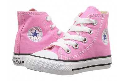 [ Hot Deals ] Converse Kids Chuck Taylor® All Star® Core Hi (Infant/Toddler) Pink