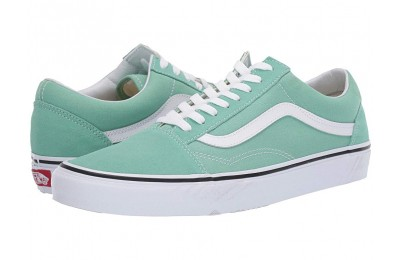 [ Hot Deals ] Vans Old Skool™ Neptune Green/True White