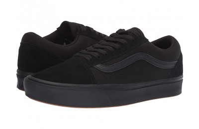 Vans Comfycush Old Skool (Classic) Black/Black Black Friday Sale