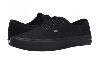 Vans Authentic™ Pro Black/Black Black Friday Sale