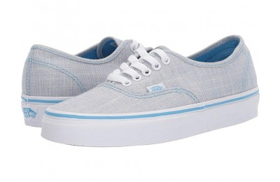 [ Hot Deals ] Vans Authentic™ (Chambray) Alaskan Blue/True White