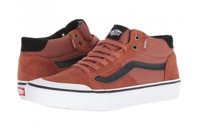 Christmas Deals 2019 - Vans Style 112 Mid Pro Sequoia/Black