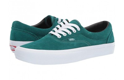 [ Hot Deals ] Vans Era Pro Quetzal Green/True White