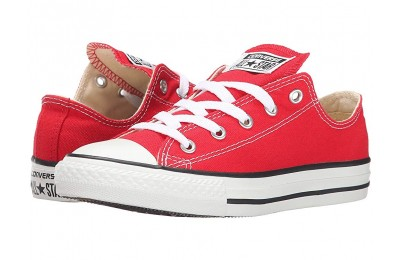 Christmas Deals 2019 - Converse Kids Chuck Taylor® All Star® Core Ox (Little Kid) Red