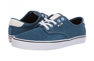 [ Hot Deals ] Vans Chima Ferguson Pro Blue Ashes/White