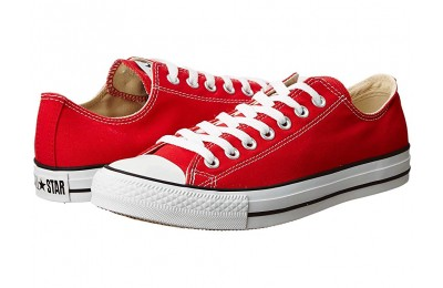 Christmas Deals 2019 - Converse Chuck Taylor® All Star® Core Ox Red