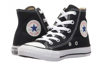 Christmas Deals 2019 - Converse Kids Chuck Taylor® All Star® Core Hi (Little Kid) Black