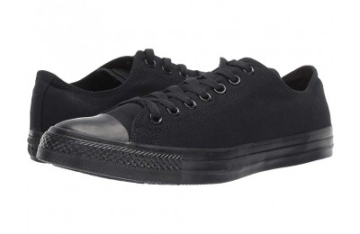 [ Hot Deals ] Converse Chuck Taylor® All Star® Core Ox Monochrome Black