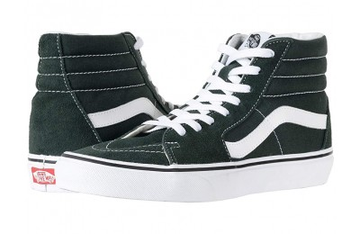 [ Hot Deals ] Vans SK8-Hi™ Scarab/True White