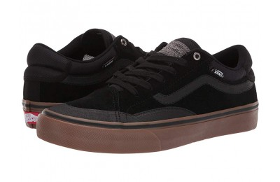 [ Hot Deals ] Vans TNT Advanced Prototype Black/Gum