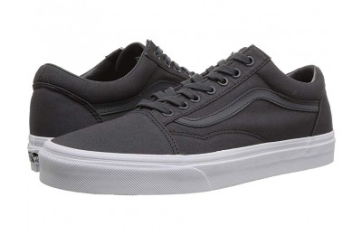 Vans Old Skool™ (Mono Canvas) Asphalt Black Friday Sale