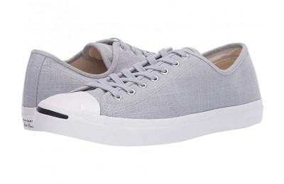 Hot Sale Converse Jack Purcell Jack Wolf Grey/Wolf Grey/White