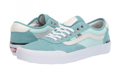 [ Hot Deals ] Vans Chima Pro 2 Aqua Haze/Soothing Sea
