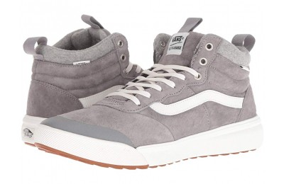 Christmas Deals 2019 - Vans UltraRange Hi MTE (Wool) Frost Gray