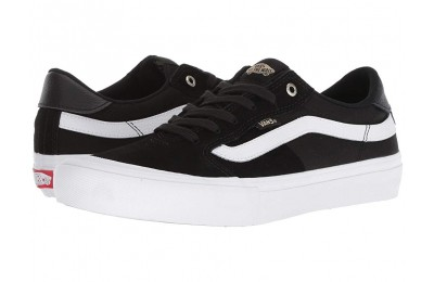 Vans Style 112 Pro Black/White/Khaki Black Friday Sale