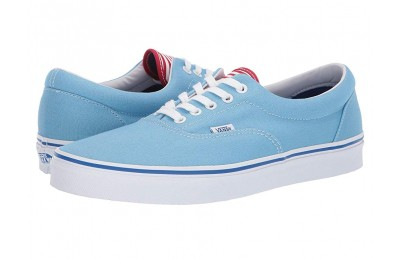 Vans Era™ (Deck Club) Alaskan Blue/Racing Red