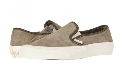 Christmas Deals 2019 - Vans Slip-On SF (Wolf Pack) Desert Taupe