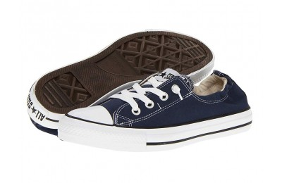 [ Hot Deals ] Converse Chuck Taylor® All Star® Shoreline Slip-On Athletic Navy