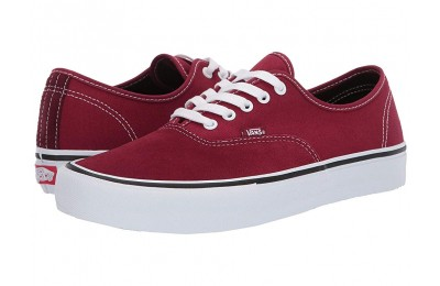 [ Hot Deals ] Vans Authentic™ Pro Rumba Red/Port Royale