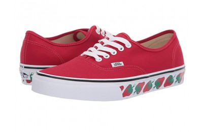 Vans Authentic™ (Strawberry Tape) Red/Black Black Friday Sale