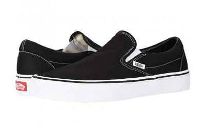 Vans Classic Slip-On™ Core Classics Black (Canvas) Black Friday Sale