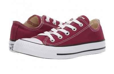 [ Hot Deals ] Converse Chuck Taylor All Star Seasonal Ox Maroon