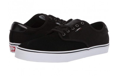 Vans Chima Ferguson Pro Black/True White Black Friday Sale