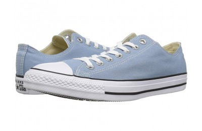 Christmas Deals 2019 - Converse Chuck Taylor All Star Seasonal Ox Washed Denim