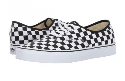 [ Hot Deals ] Vans Authentic™ (Checkerboard) Black/True White
