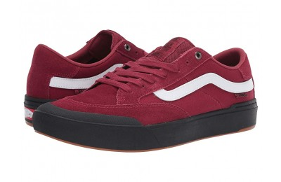 Vans Berle Pro Rumba Red Black Friday Sale