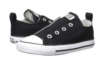 [ Hot Deals ] Converse Kids Chuck Taylor® All Star® Core Slip (Infant/Toddler) Black