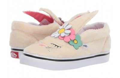 Vans Kids Slip-On Bunny (Toddler) (Flower Crown) Vanilla Custard Black Friday Sale