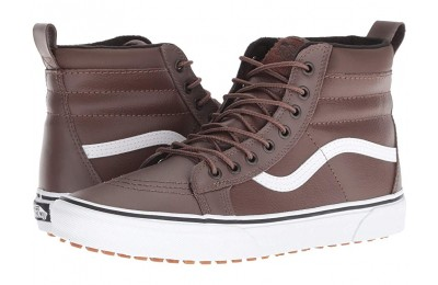 [ Black Friday 2019 ] Vans SK8-Hi MTE Rain Drum/Leather