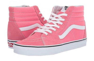 [ Hot Deals ] Vans SK8-Hi™ Strawberry Pink/True White