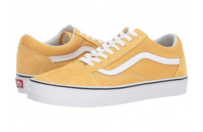 [ Hot Deals ] Vans Old Skool™ Ochre/True White