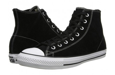 Black Friday Converse Skate CTAS Pro Hi Skate Black/White Sale