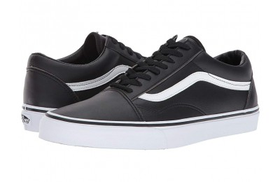 Vans Old Skool™ (Classic Tumble) Black/True White Black Friday Sale