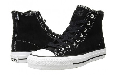 Black Friday Converse Skate CTAS Pro Hi Skate Black/Black/White 2 Sale