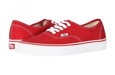 Vans Authentic™ Core Classics Red Black Friday Sale