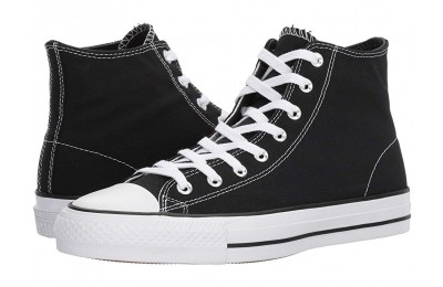 Black Friday Converse Skate CTAS Pro Hi Skate Black/Black/White Sale