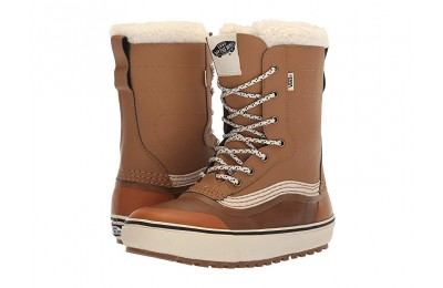 [ Hot Deals ] Vans Standard™ Snow Boot '18 Brown/White