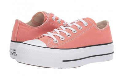 Christmas Deals 2019 - Converse Chuck Taylor® All Star® Seasonal Color Lift Ox Desert Peach/White/Black
