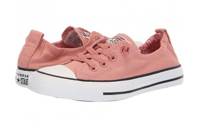 [ Hot Deals ] Converse Chuck Taylor All Star Shoreline - Rep Style Ox Rust Pink/White/Black