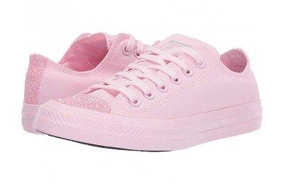 [ Hot Deals ] Converse Chuck Taylor® All Star® Sugar Charms Ox Pink Foam/Pink Foam/Pink Foam