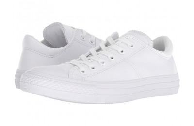 [ Hot Deals ] Converse Chuck Taylor All Star Madison - Ox White/White/White